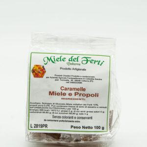 Oleificio Volterra - Caramelle Miele e Propoli 100Gr