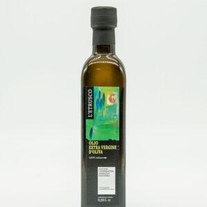 Olio Extra vergine di oliva - Bottiglia 0,50Lt