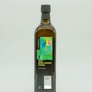 Olio Extra vergine di oliva - Bottiglia 1Lt