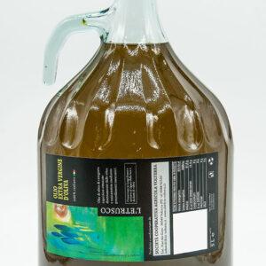 Olio Extra vergine di oliva - Dama 5Lt