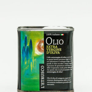 Olio Extra vergine di oliva - Latta 0.10Lt