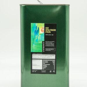 Olio Extra vergine di oliva - Latta 3Lt