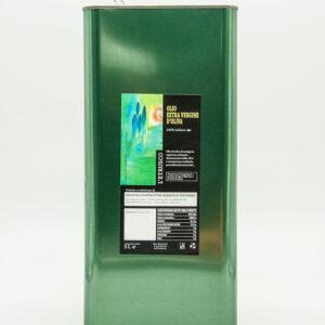 Olio Extra vergine di oliva - Latta 5Lt